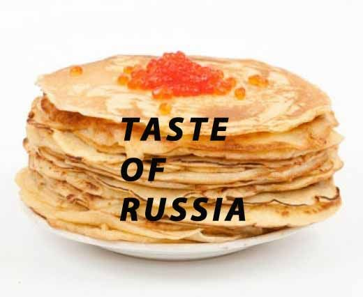 Russian pancakes are the best!