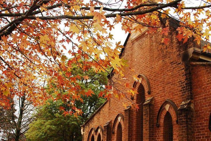 Bowral Foliage Church