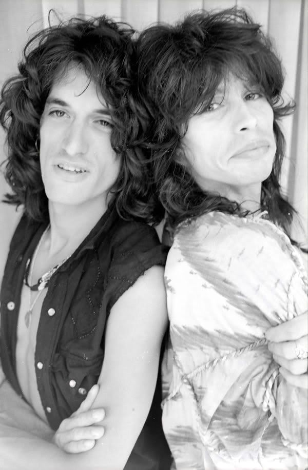 ~The Toxic Twins; Joe Perry & Stephen Tyler- ~*Aerosmith Rocks Regardless!                                                                                                                                                      More