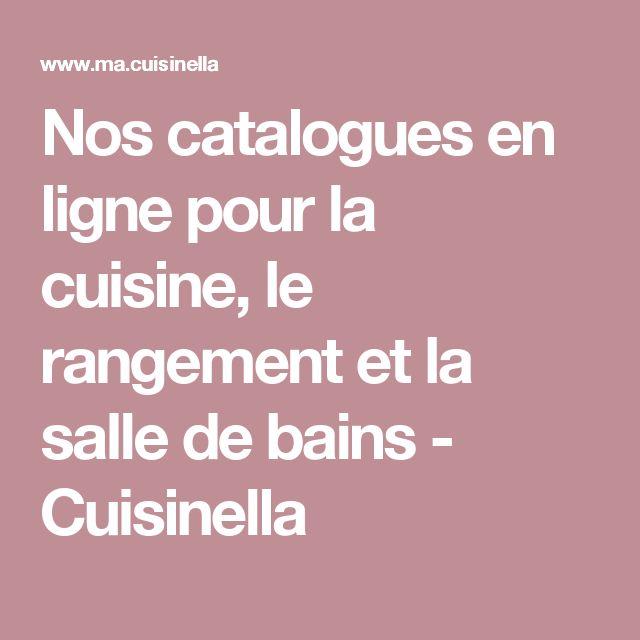 Nos Catalogues En Ligne Pour La Cuisine Le Rangement Et La