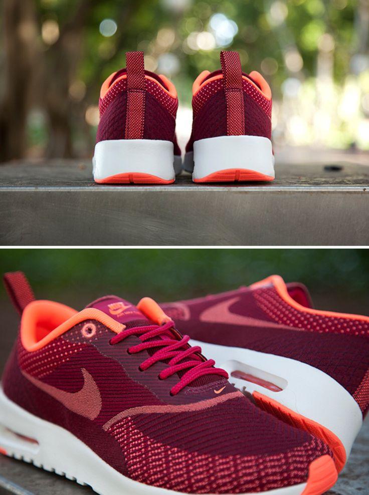 Nike Air Max Thea - jacquard fuschia / mango