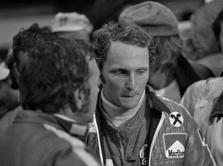 Erinnerungen an 50 Jahre Formel 1 in Spielberg: Niki Lauda (Bild: Schaadfoto/WEREK)
