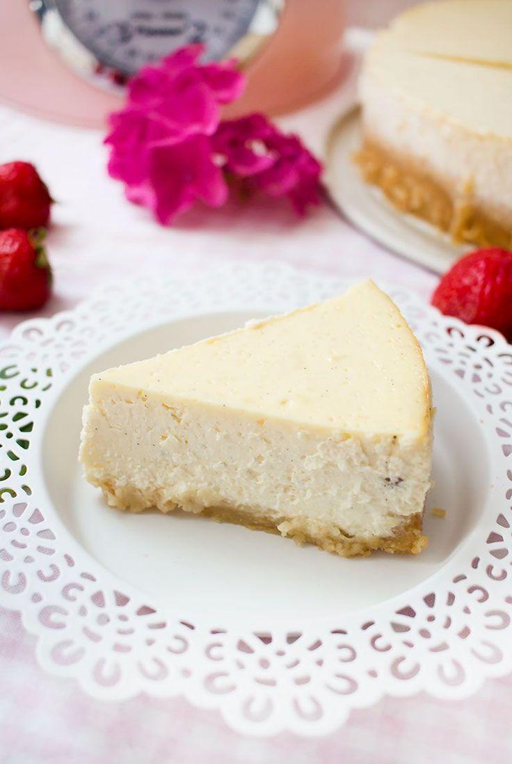 Der beste low carb New York Cheesecake – Low Carb Köstlichkeiten