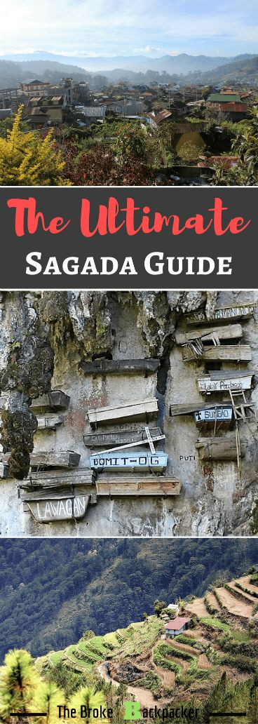 The Ultimate Sagada Travel Guide. With everything you need from where to stay, what to eat and things to do in the offbeat Sagada, The Philippines. Click to find out more https://www.thebrokebackpacker.com/the-ultimate-sagada-travel-guide/