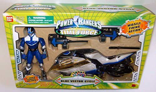 Power Rangers Time Force Blue Vector Cycle *** Find out more about the great product at the image link.