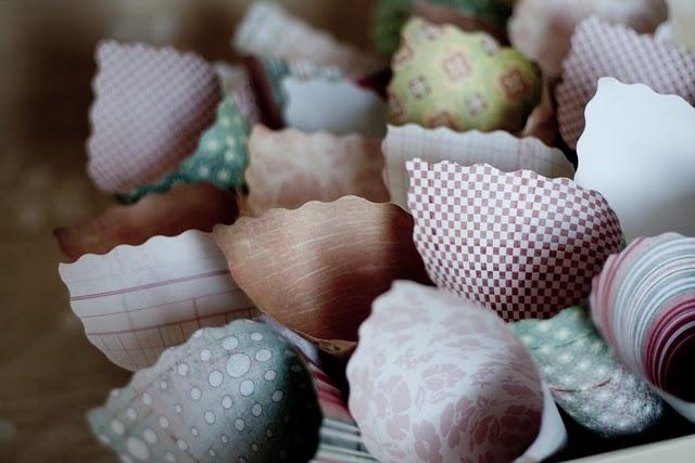 i coni per il riso di@Tren Nozze per @Federica Melani Piccinini