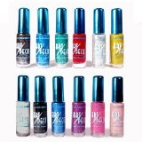 10 cheap L.A.COLORS NEON BRIGHT Nail Art Polish cheap ART LACQUER (Health and Beauty)By LA Color