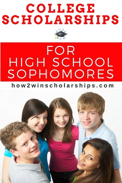 scholarships for high school sophomores Additionally, be sure to ​​check out this comprehensive 2017-2018 scholarship  guide and dire​ctory​ created by glendale union high school district​, and.
