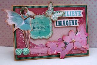 Best of Betsy's: Enchanted Garden From Kaisercraft