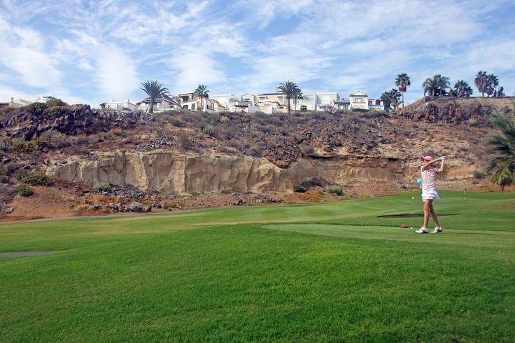 Tee 6 Los Lagos golf