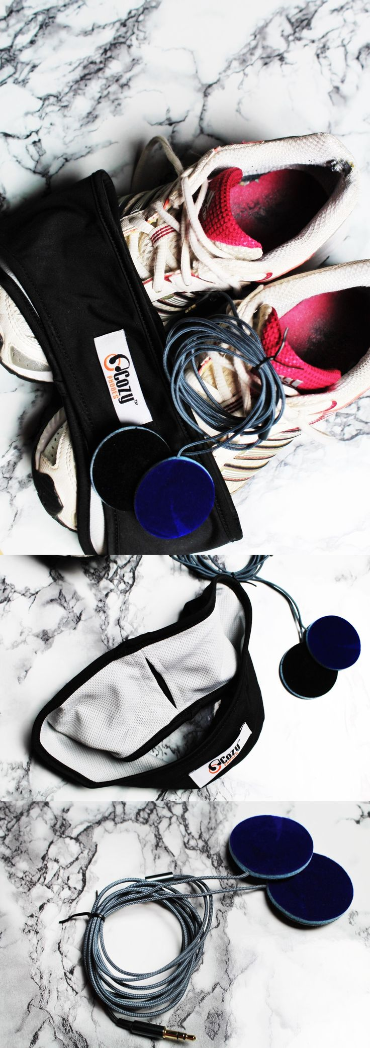 cozyphones review, flat headphones for sleep, headphones for relaxation #fitnesswear #activewear #sleepwear #cozyphones