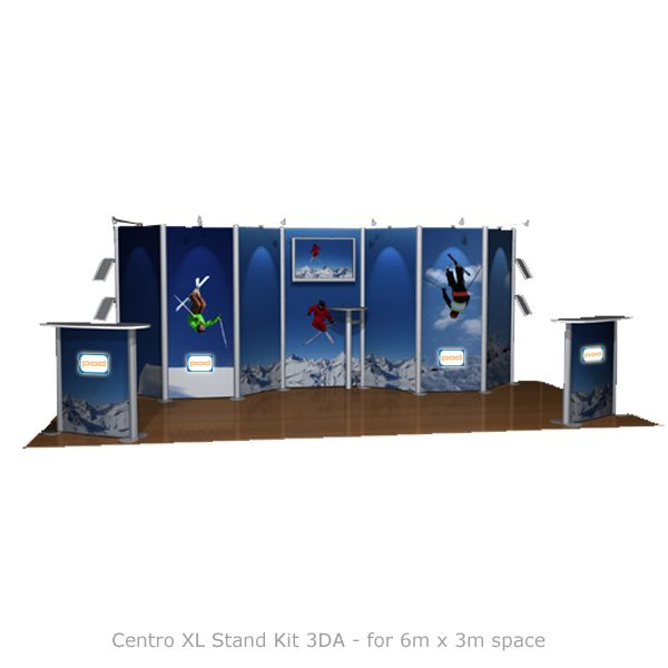 23 best ideas about centro exhibition display stands on for Kitchen design 6m x 3m