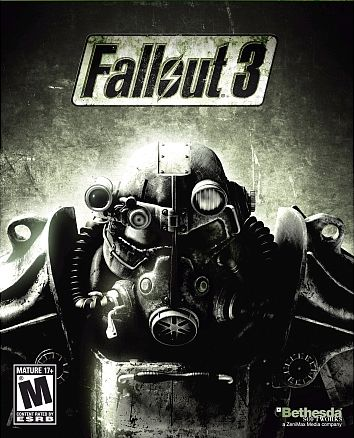 """Fallout 3"" was the first game that I ever played repeatedly until I got all of the trophies.  Great game."