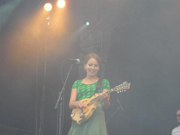 Marit Larsen, Baderock Festival Badeparken, Sandefjord, Norway, July 27th - 28th 2007, Submitted by: Andy Smith