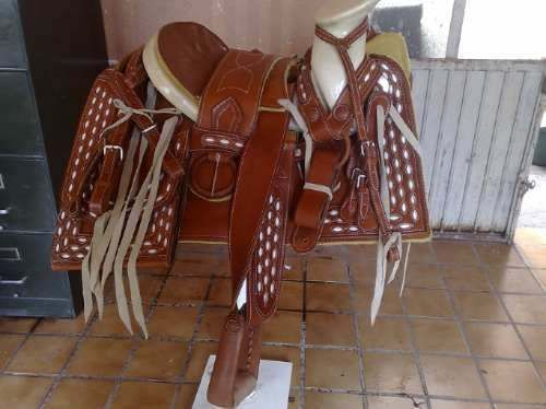 Montura charra charreria pinterest for Sillas para caballos