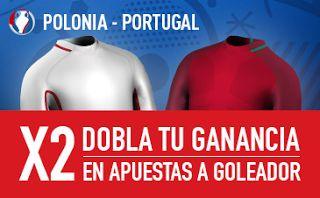 el forero jrvm y todos los bonos de deportes: sportium promocion Polonia vs Portugal Eurocopa 30...