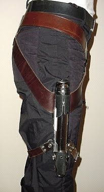 Lightsaber Holsters - Jedi Ranger's Stuff