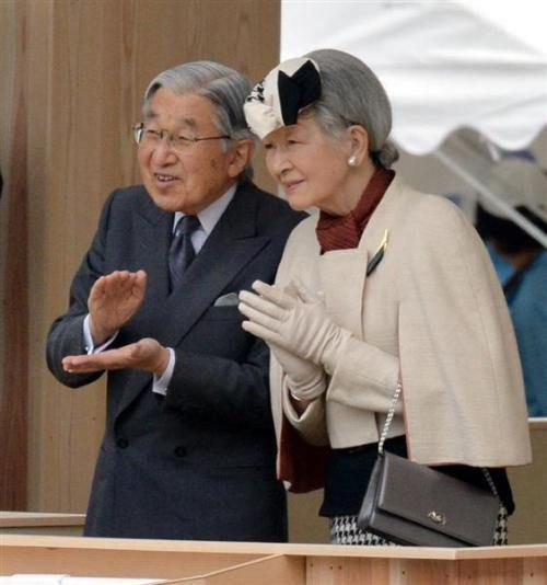 Empress Michiko, November 17, 2014 | Royal Hats..... Posted on November 18, 2014 by HatQueen.....Emperor Akihito and Empress Michiko of Japan traveled to Nara Prefecture on Saturday to begin a three-day visit in the area.