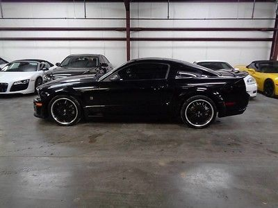 eBay: 2005 Ford Mustang GT Coupe 2-Door 05 Mustang Roush Signed by Jack 5 speed Roush Intake Leather We… #ford #mustang usdeals.rssdata.net