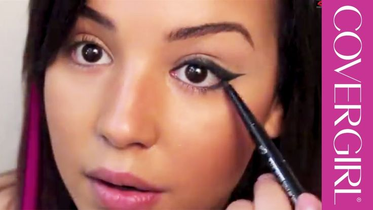 Rocker Chic Makeup Look By Seventeen Magazine | COVERGIRL