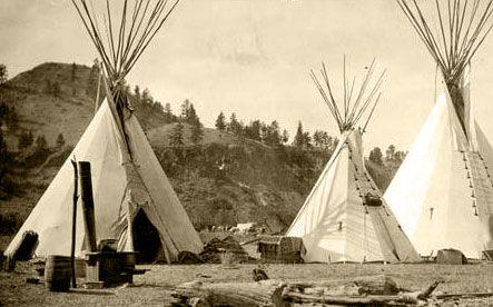 Netspirit: Indianernes historie