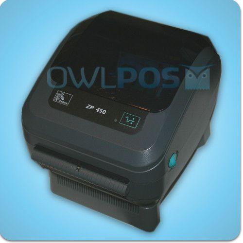 Zebra ZP 450 Direct Thermal Barcode Shipping Label Printer UPS USPS FedEx ZP450