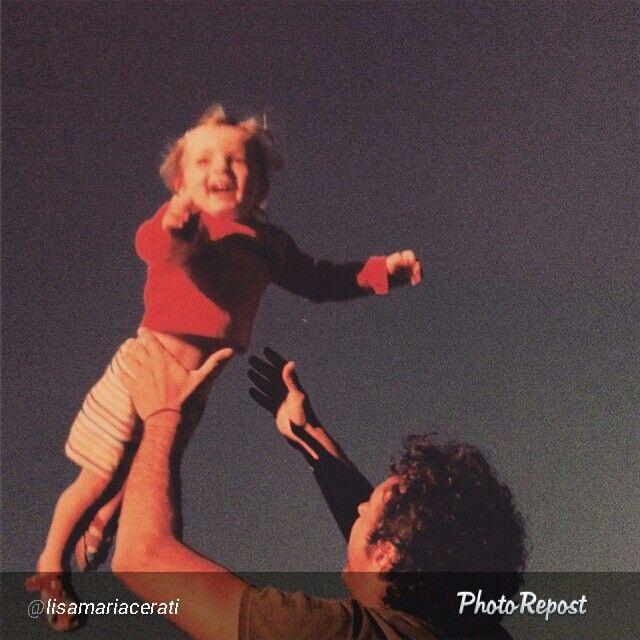 Brazos de papá ♥
