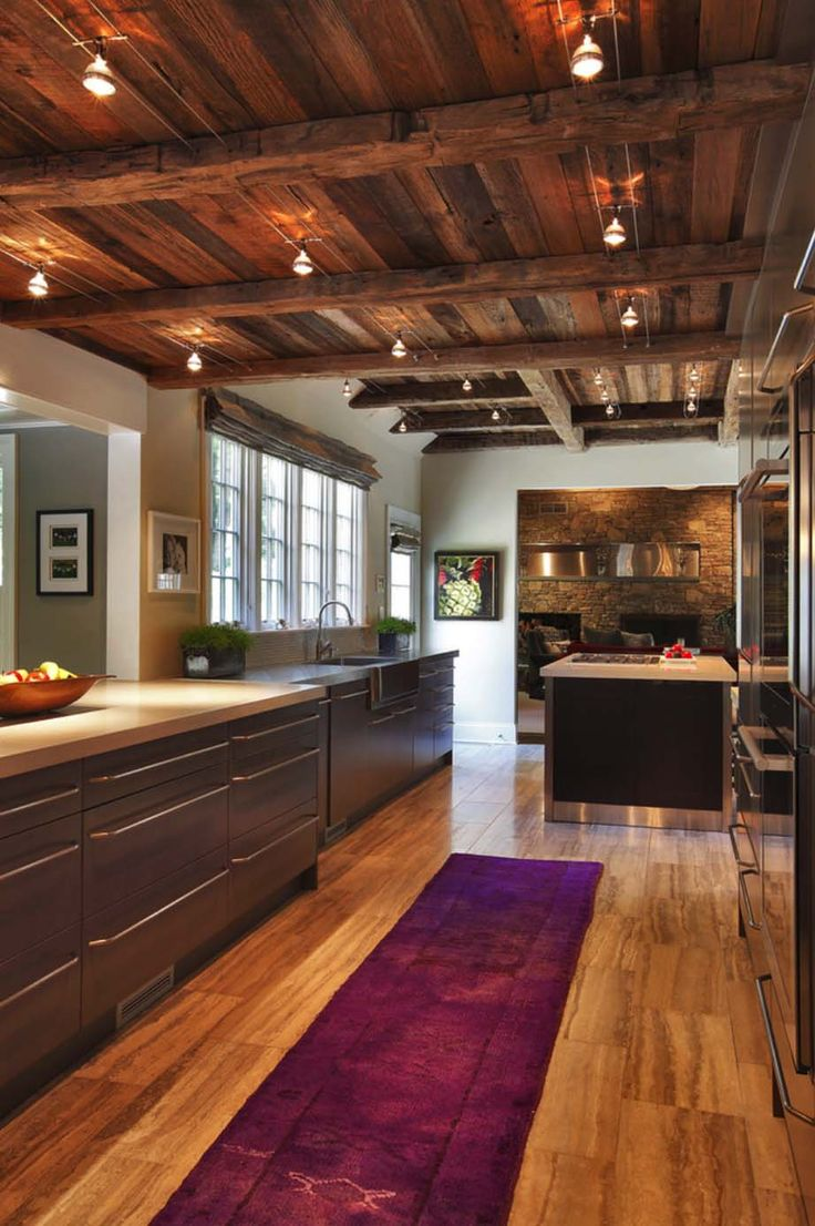 827 best kitchen images on pinterest kitchen kitchen designs a connecticut farmhouse with a spectacular rough luxe aesthetic