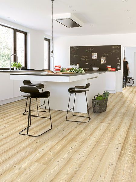Best Sol Stratifié QuickStep Impressive Images On Pinterest - Parquet salle de bain quick step