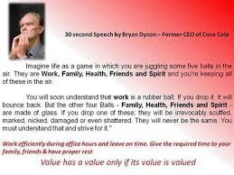 A quote mentioned by CEO of Coca-cola company