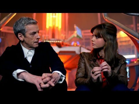 The official full length TV launch trailer - Doctor Who Series 8 2014 - BBC One  So excited!