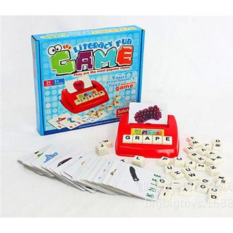 Buy NaVa Children English Literacy Spelling Fun Family Game online at Lazada. Discount prices and promotional sale on all. Free Shipping.