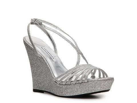 caparros zest wedge sandal wedding shop womens shoes dsw