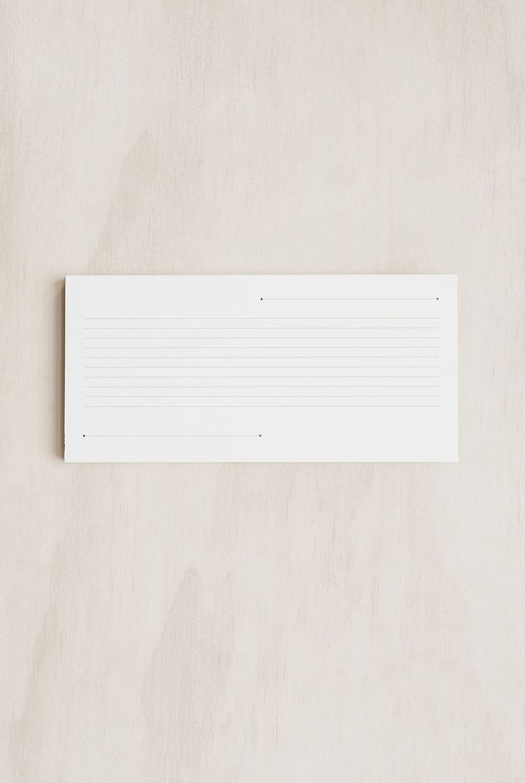 This writing pad from La Petite Papeterie Francaise will make adding a hand-written note to your correspondence easy and fun! Buy La Petite Papeterie Francaise - Writing Pad - Ruled - 10x21cm - White - NoteMaker Stationery. NoteMaker.com.au