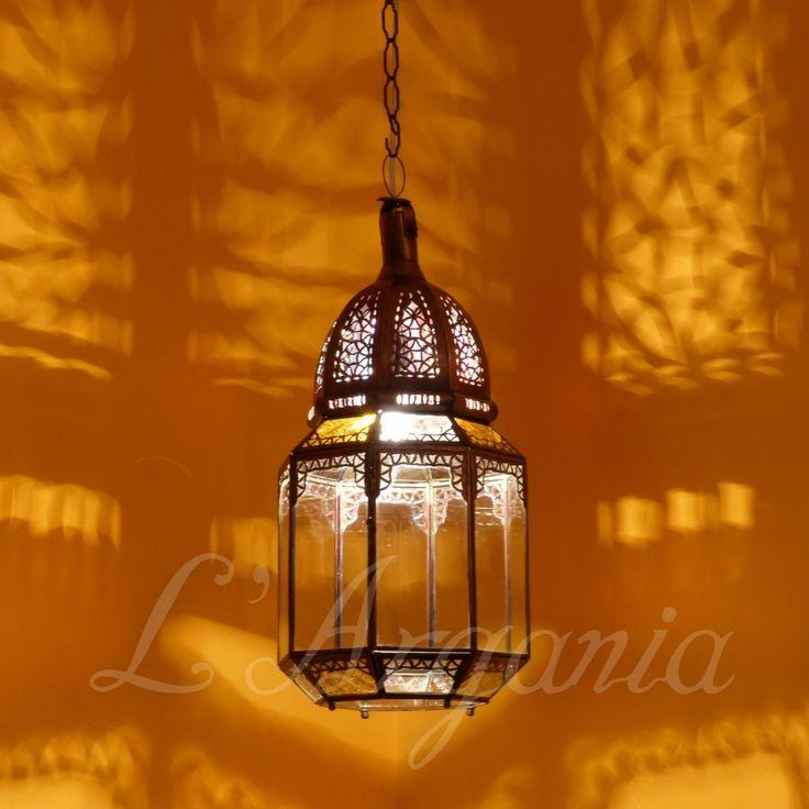 lampada marocchina in ferro