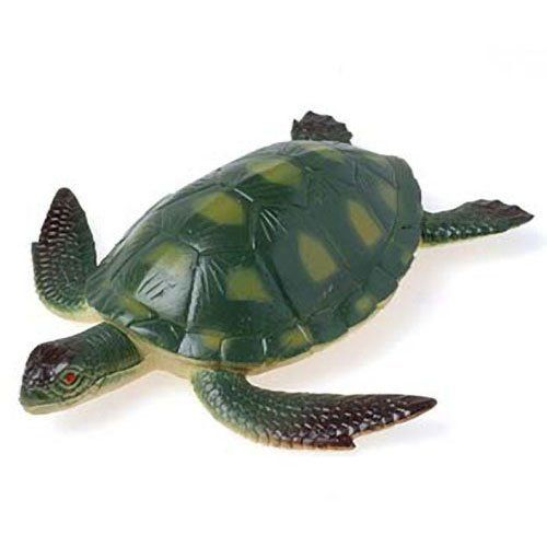 """Toy Turtles by US Toy Company. $15.20. Made with the Best Quality Material with your child in mind.. Made of plastic.. Size: 8 L.. Top Quality Children's Item.. A life-size replica of the real thing  makes a perfect party decoration. These toy turtles are good for pretend play or decorating. Made of plastic. Size 8-1/2 L."""""""