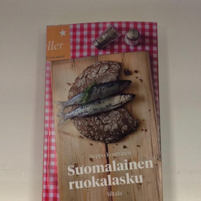 Suomalainen ruokalasku / Seppo Konttinen