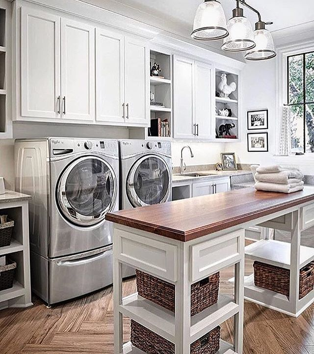 find this pin and more on laundry room ideas - Wash Room Designs