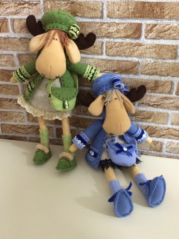 Renky e Donilla realizzate da progetto Renkalik per la vendita al Mercatino di Natale della Scuola di Sammontana