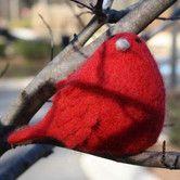 Found it at Wayfair - Wooly Bird Standing Figurine