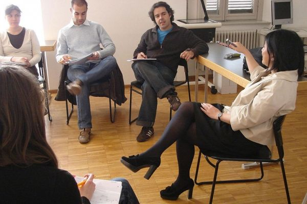 Building a Better Discussion - The Chronicle of Higher Education