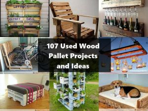 107 Brilliant Wood Pallet Projects