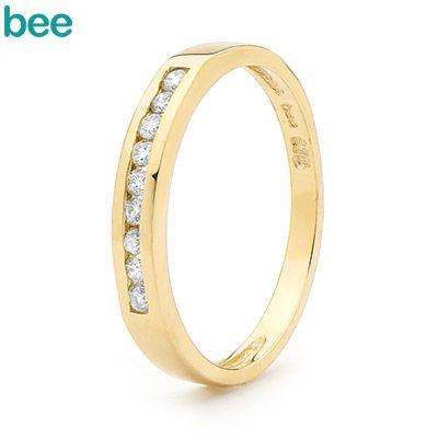 Diamond+Eternity+Ring+-+9+Diamonds