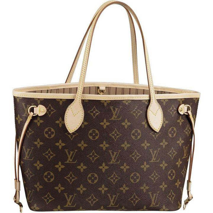 Louis Vuitton Totes Monogram Canvas M40155