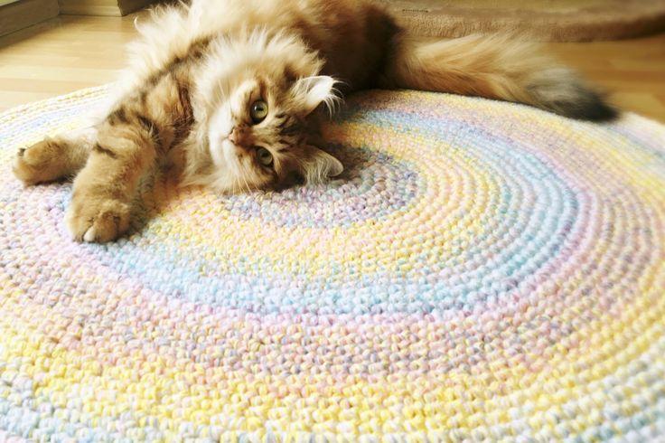 Duháček ... koberec