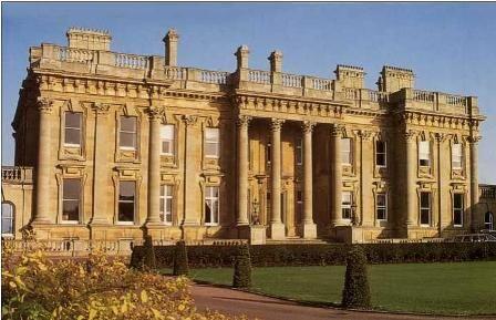 R$72 - Hostel de Luxo! - Como? Castelo a preço de albergue?  Heythrop Park Hotel, Oxford, #Inglaterra