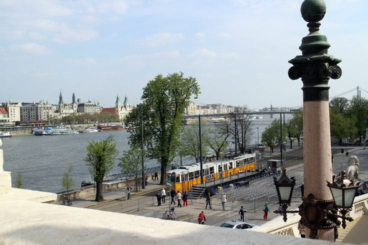 View from the renovated Castle Bazaar.