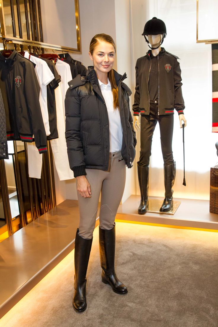#Gucci goes #Equestrian!  Even fashionistas want in on our style