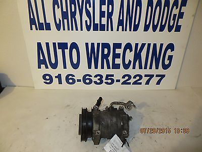 awesome 2003-2005 DODGE NEON AC COMPRESSOR - For Sale View more at http://shipperscentral.com/wp/product/2003-2005-dodge-neon-ac-compressor-for-sale/