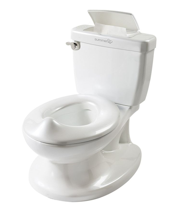 Another great find on #zulily! Summer Infant White My-Size Potty by Summer Infant #zulilyfinds